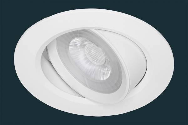 LED Einbaustrahler ARTLIGHT LED Spot 5W, weiß