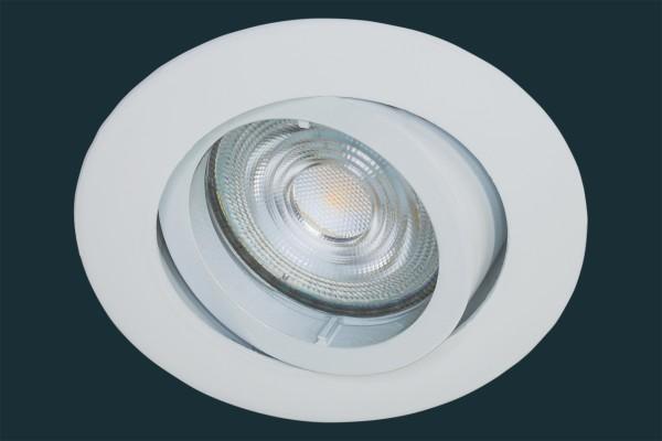 LED Einbaustrahler Osram Superstar, dimmbar, weiß
