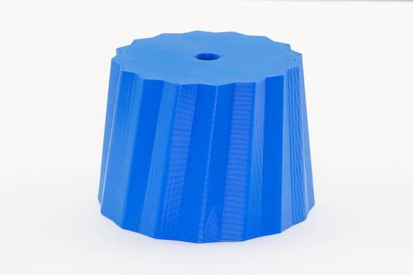 Zentrierhilfe für Lochsäge - Einbaustrahler Loch vergrößern