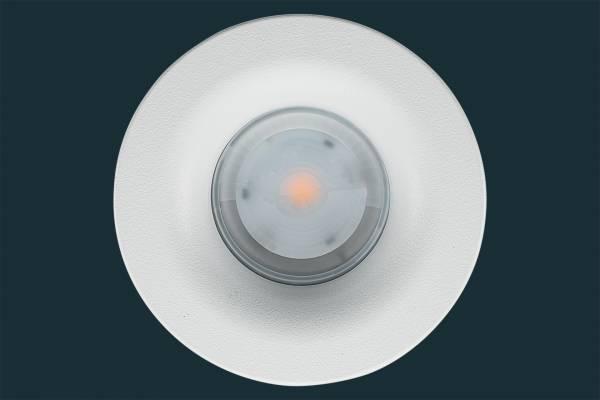 LED Einbaustrahler Osram Superstar CURVED 120, rund, weiß