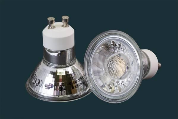 LED Reflektorlampe COB GU10 5 Watt