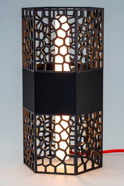 ARLIGHT Voronestra Design Tischleuchte, inkl. Leuchtmittel