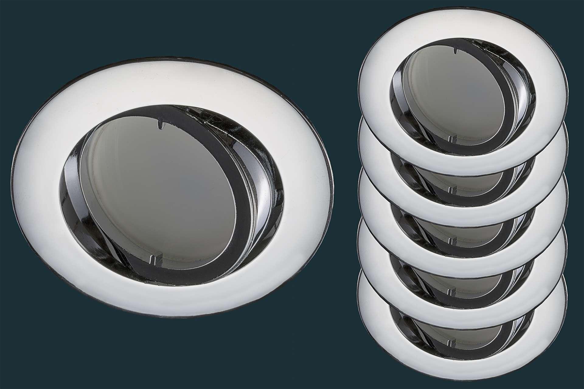 5er-Set-Led-Einbaustrahler-flach-artlight-flat-dim-chrom-01_1280x1280@2x Verwunderlich Led Einbauleuchten Geringe Einbautiefe Dekorationen