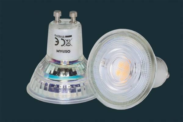 Osram LED Superstar Reflektorlampe dimmbar, kaltweiß