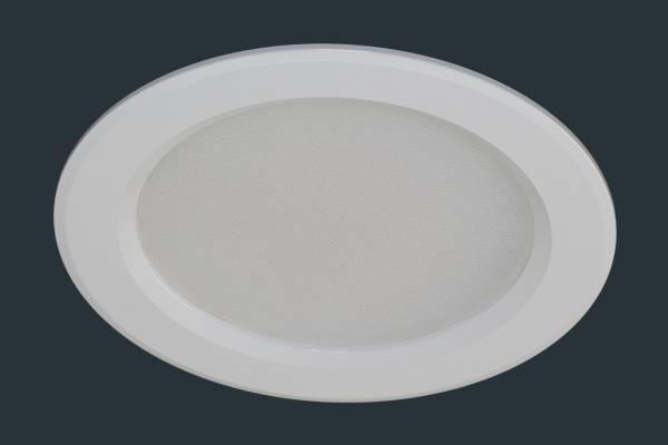 LED Einbauleuchte SPLASH, 3 Watt, Downlight, weiß