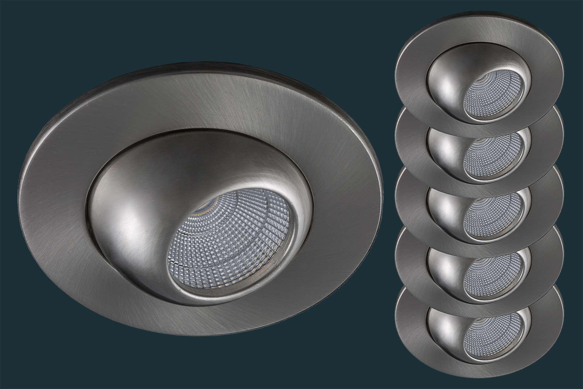 5er-Set-led-einbaustrahler-globe-flach-230V-weiss-01_1280x1280@2x Erstaunlich Led Einbaustrahler 230v Flach Dekorationen