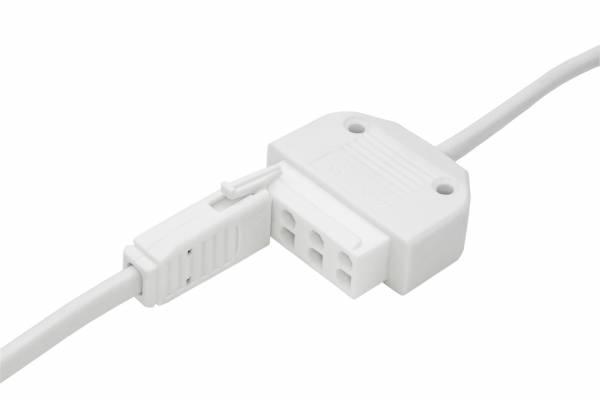 LED Einbaustrahler STEP DIM, matt-chrom