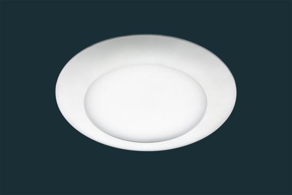 LED Einbaustrahler ADAPT flach, IP44, 10W