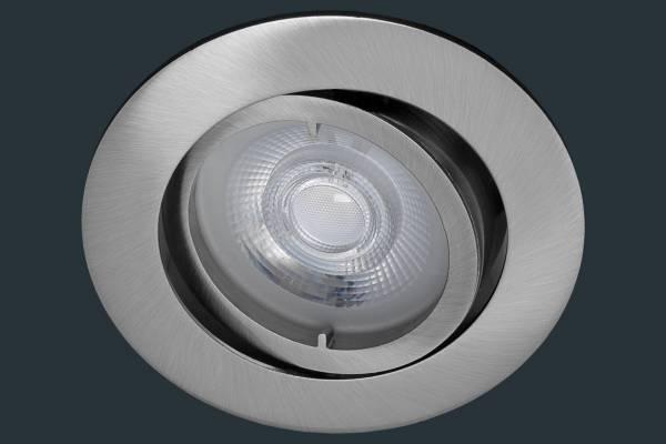 LED Einbaustrahler Osram 3-STEP-DIM, rund