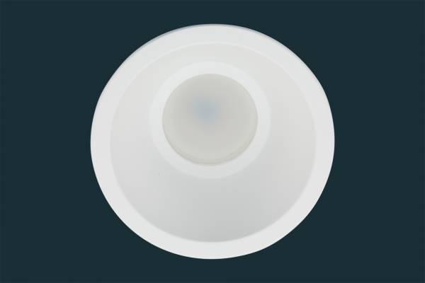 LED Einbaustrahler CONE DIM 120, blendfrei, weiß