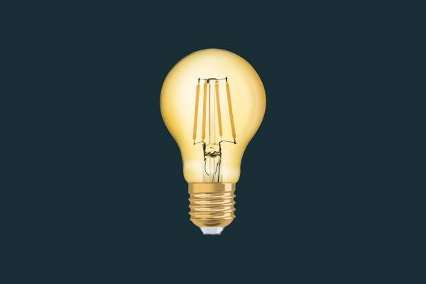Osram LED Vintage 1906 E27 4W